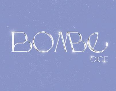 "COVER ART   ""Bombe"" Cice"