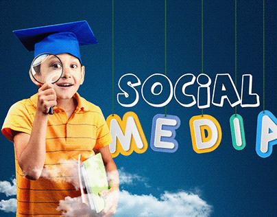 Back to school _ Social media