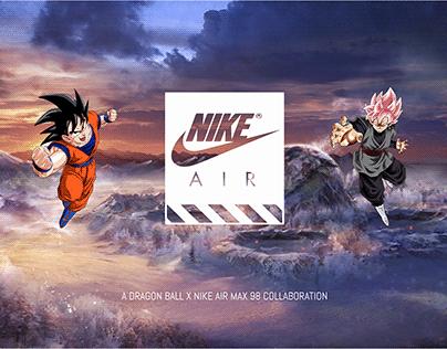 A Dragon Ball Super X Nike Air Max Collaboration