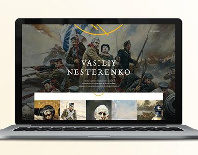 V. Nesterenko's Gallery