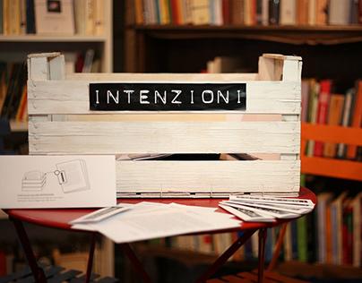 INTENZIONI | Exhibition