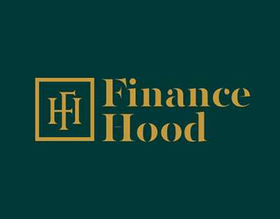 Finance Hood - Brand & Visual Identity