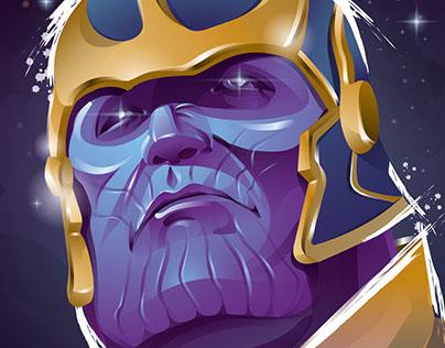 Avengers - Infinity War Poster