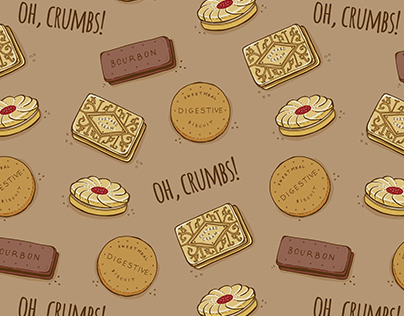 Oh, crumbs!