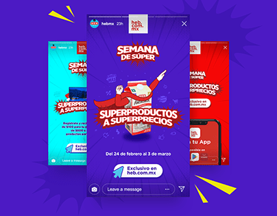 Supersemana HEB