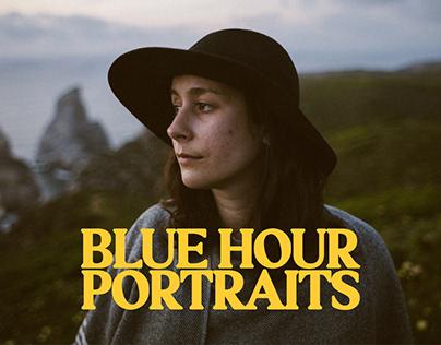 Blue Hour Portraits