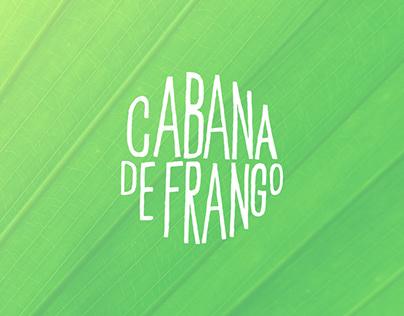 Cabana De Frango - Branding Identity