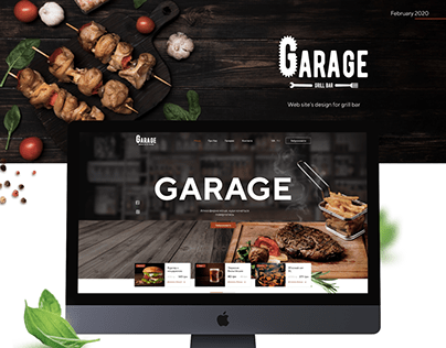 Web Site for grill bar