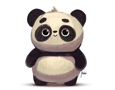pandas in tatarstan on behance