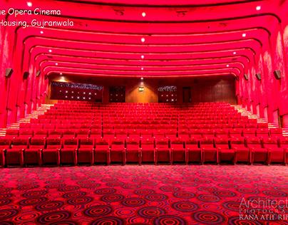 Gujranwala: The Opera Cinema at Citi Housing