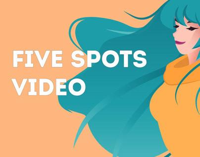 Five Spots   Promotional Video
