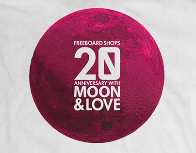 FREEBOARD - MOON & LOVE