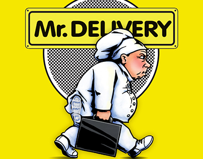 Mr Delivery - Fire The Chef