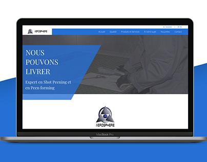 Website - Aerosphere