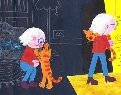Mi humana y yo (children's book)