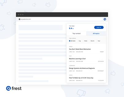 Design | Chrome Extension