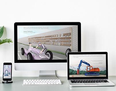 Web Site Biography