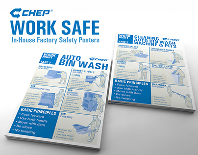 CHEP Safety Posters