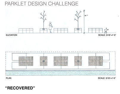 2012 Parking Day Parklet Design Challenge Winner