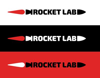 Logo Redesign - Rocket Lab