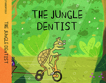 The jungle dentist childrens book