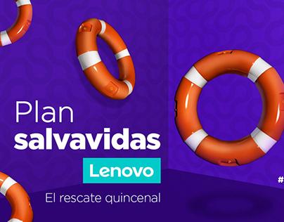 Plan salvavidas Lenovo - Plan incentivos Caso de éxito