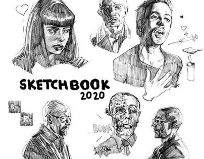 Sketchbook 2020