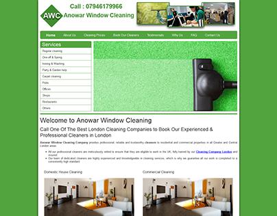 Anowar Window Cleaning