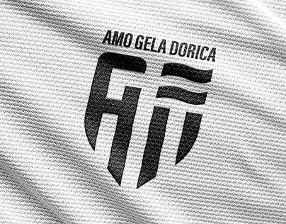 AMO GELA DORICA - Rebranding