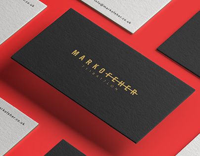 MARKO FEHER - Visual Identity and Website