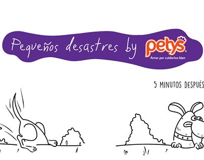 Pequeños desastres by Petys® / Contenido digital