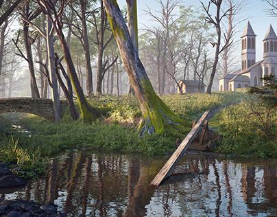 Marshy Pond - Criminal Case