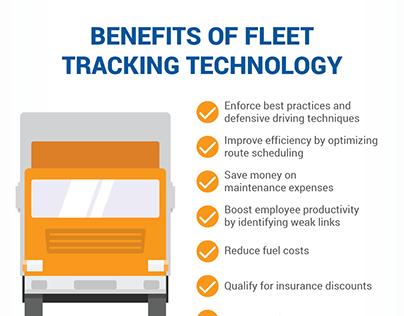 US Fleet Tracking on Behance