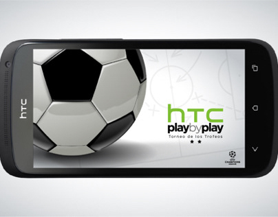 Mobile Game: HTC Play by Play