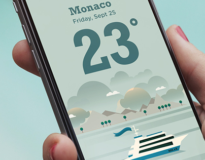 RELAX // Weather App