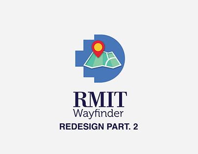 RMIT Wayfinder (Redesign Part.2)