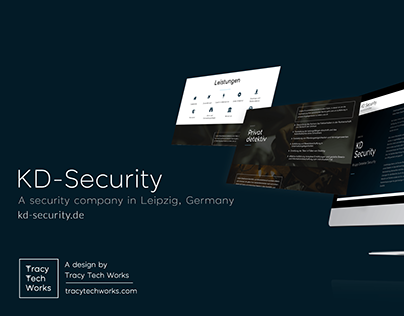 KD Security - A security company in Leipzig, Germany