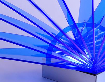 LAMPARA BLUE GIANT