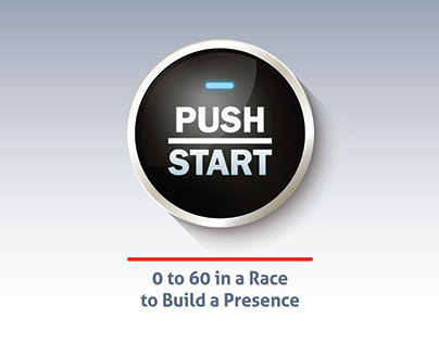 0 to 60 in a Race to Build a Presence: Interactive