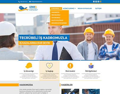 Uzman El - UI Design Concept