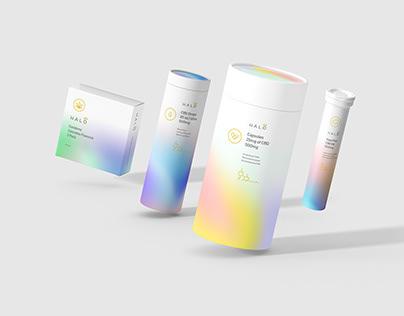 Creation CBD Packaging Design