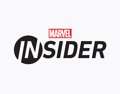 Marvel Insider Rebrand