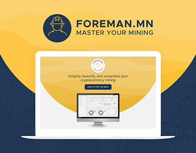Foreman | Logo and Brand Identity
