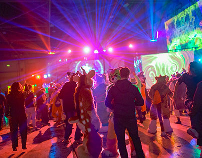 Space Camp Party 2018 | LIGHTING