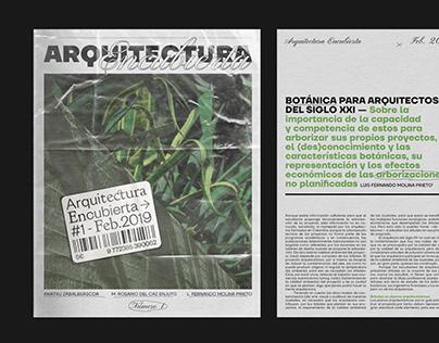 Arquitectura Encubierta | Magazine