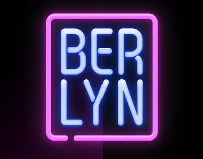 BERLYN TV Blogger // Logo CD