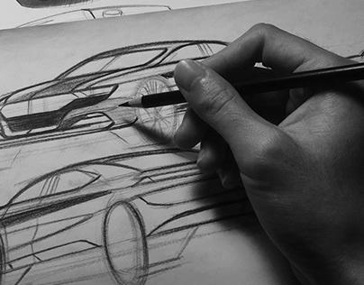 Sketch - Practices - 2019 ago