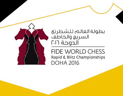 FIDE WORLD CHESS Rapid & Blitz Championships DOHA2016