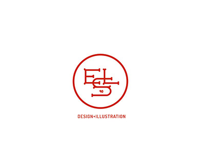 ESL Design+Illustration Logo Animation