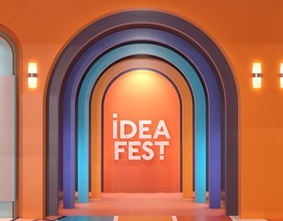 IDEAFEST Virtual Venue (360) 2020